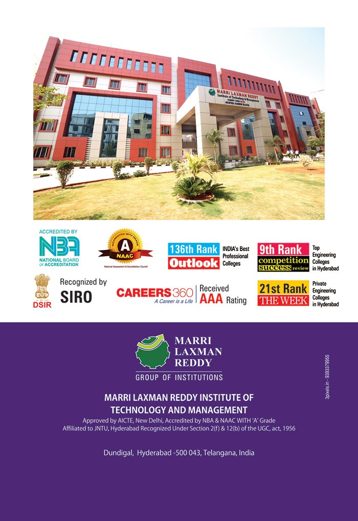 Marri Laxman Reddy Institute of Technology and Managemnt